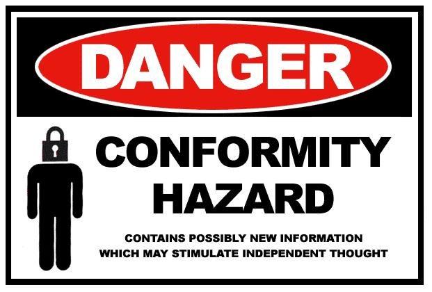 Conformity vs nonconformity essay